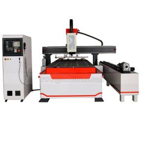 GoodCut Linear Automatic Tool Change CNC Router with Rotary GC1325A-LR