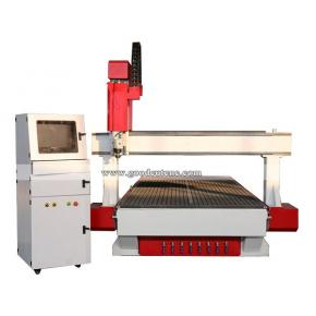 2100*3000*300mm Wood CNC Router Machine With Italy HSD Spindle